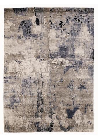 OCI DIE TEPPICHMARKE Teppich »Signature Earth«, rechteckig, 4 mm Höhe, handgeknüpft,... kaufen