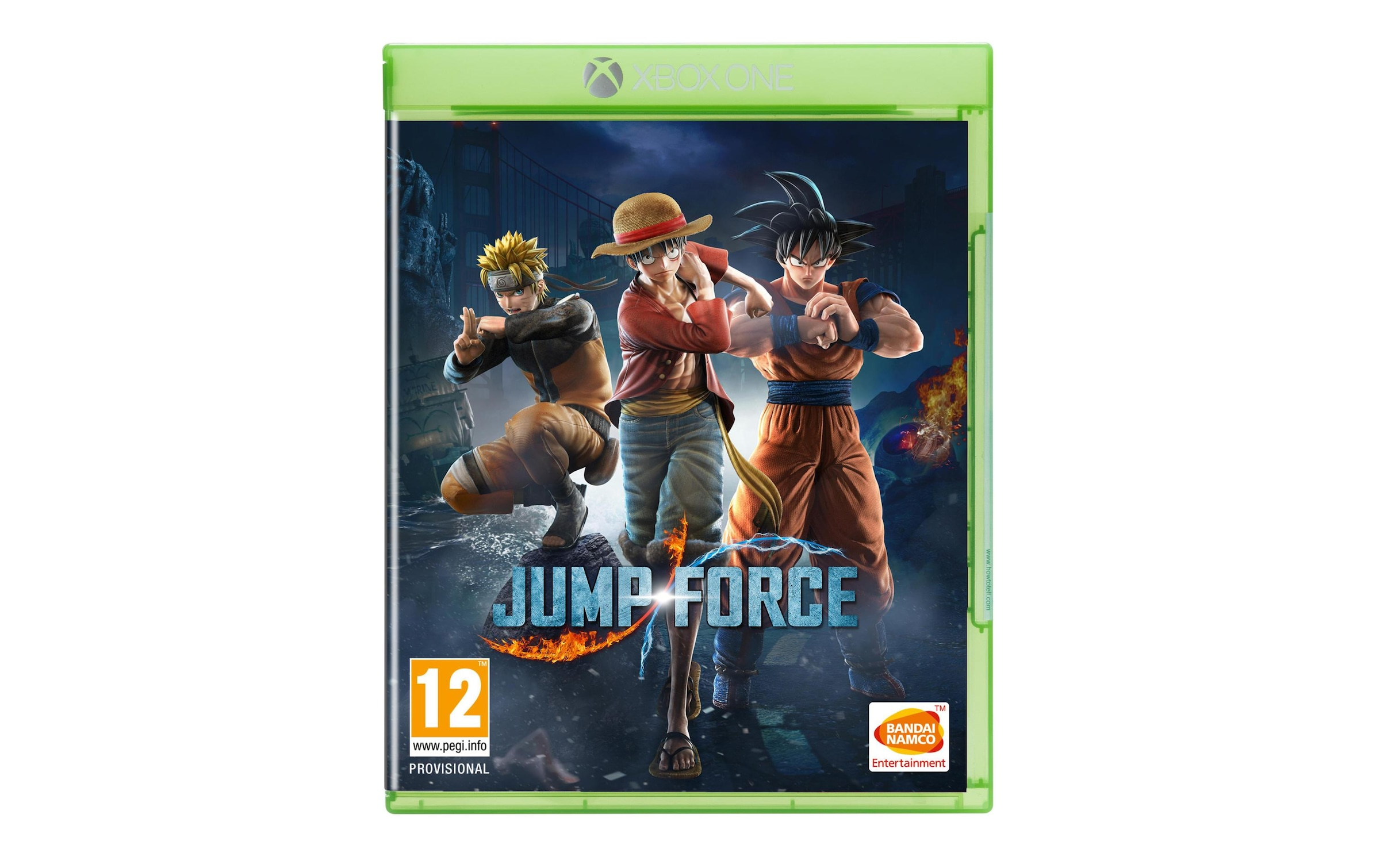 Image of BANDAI NAMCO Spiel »Jump Force«, Xbox One