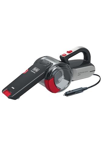 Black + Decker Handstaubsauger »Pivot PV1200AV«, 12 W, beutellos kaufen