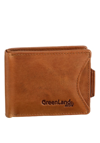 GreenLand Nature Geldbörse, mit RFID-Ausstattung kaufen