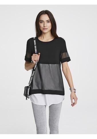 Shirt im Lagen-Look kaufen