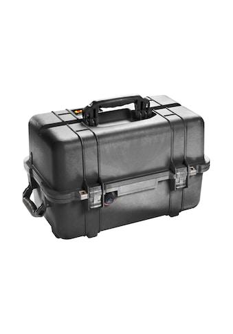Schutzkoffer ohne Schaumstoffeinlage, Peli, »1460 Schwarz« kaufen