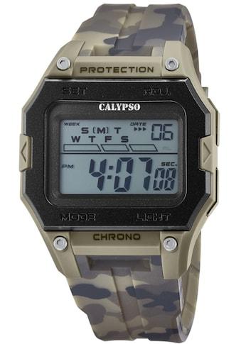 CALYPSO WATCHES Digitaluhr »X-Trem, K5810/3« kaufen