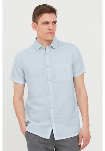 Solid Kurzarmhemd »!SOLID Herren Hemd Kurzarm«, Herren Kurzarmhemd kaufen