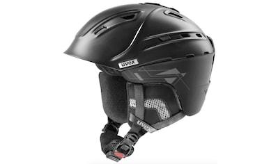 Uvex Skihelm »P2us schwarz, Gr. 3« kaufen