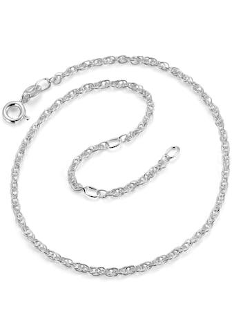 Fusskettchen Silberfarben 26 cm Ø1.3 mm kaufen