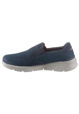 Skechers Slip-On Sneaker »Equalizer 4.0«, mit seitlichen Stretcheinsätzen kaufen