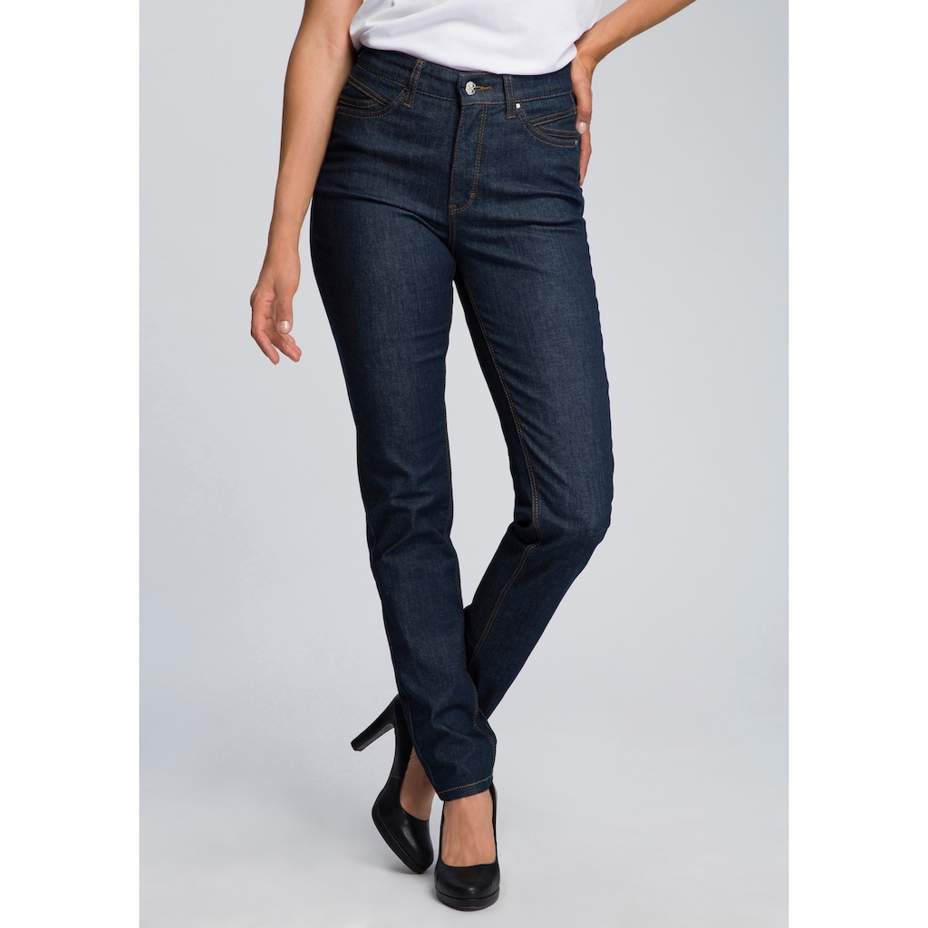 MAC High-waist-Jeans »Dream High Rise«