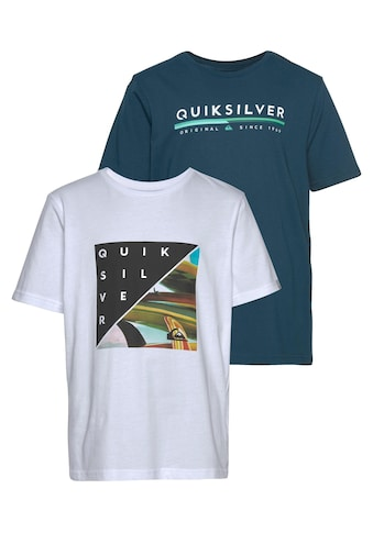 Quiksilver T - Shirt »RETRO STAX FLAXTON PACK YOUTH« kaufen