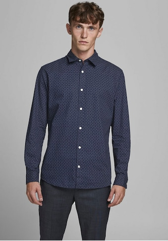 Jack & Jones Langarmhemd »Plain Poplin Shirt« kaufen