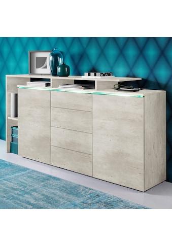 borchardt Möbel Sideboard, Breite 160 cm kaufen