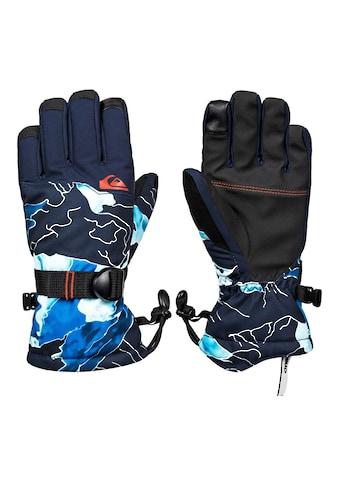 Quiksilver Snowboardhandschuhe »Mission« kaufen