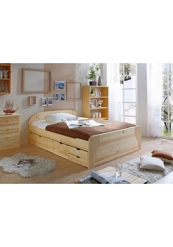 Ticaa Massivholzbett »Erna« kaufen