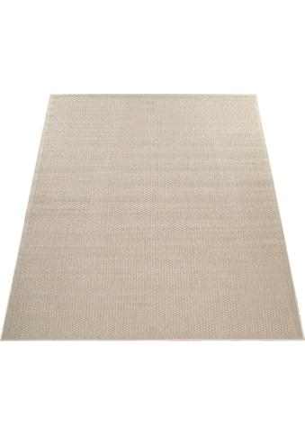 Paco Home Teppich »Timber 125«, rechteckig, 7 mm Höhe, In- und Outdoor geeignet, Wohnzimmer, Kundenliebling mit 4,5 Sterne-Bewertung! kaufen