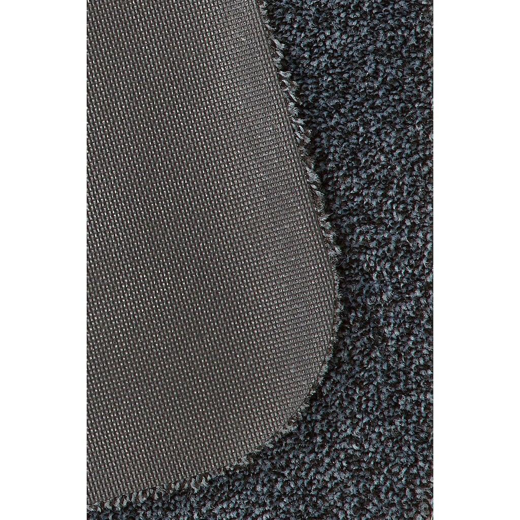 Home affaire Fussmatte »Willa«, rechteckig, 9 mm Höhe, Schmutzfangmatte, In- und Outdoor geeignet, waschbar