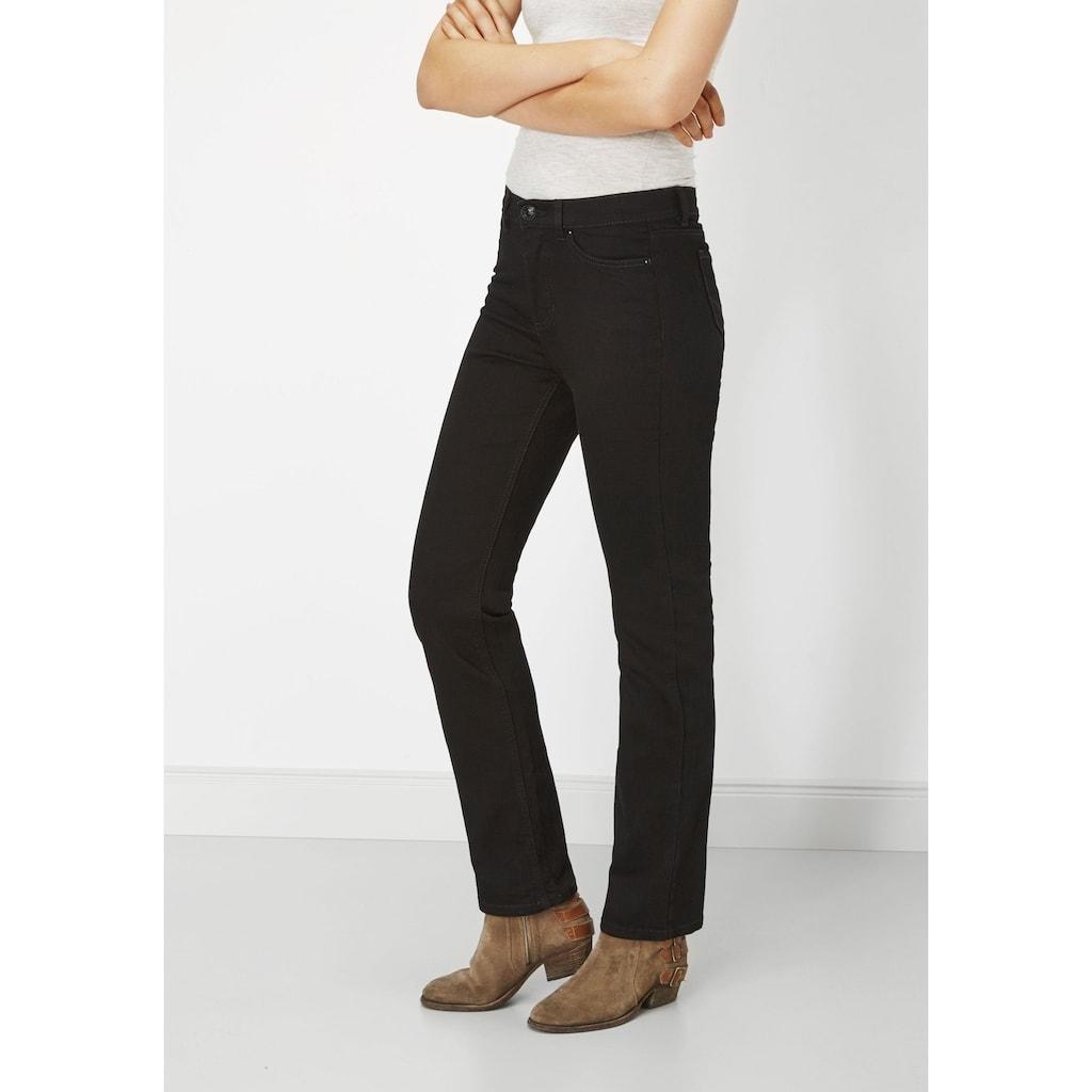 PADDOCK'S High-waist Stretch Jeans »KATE«