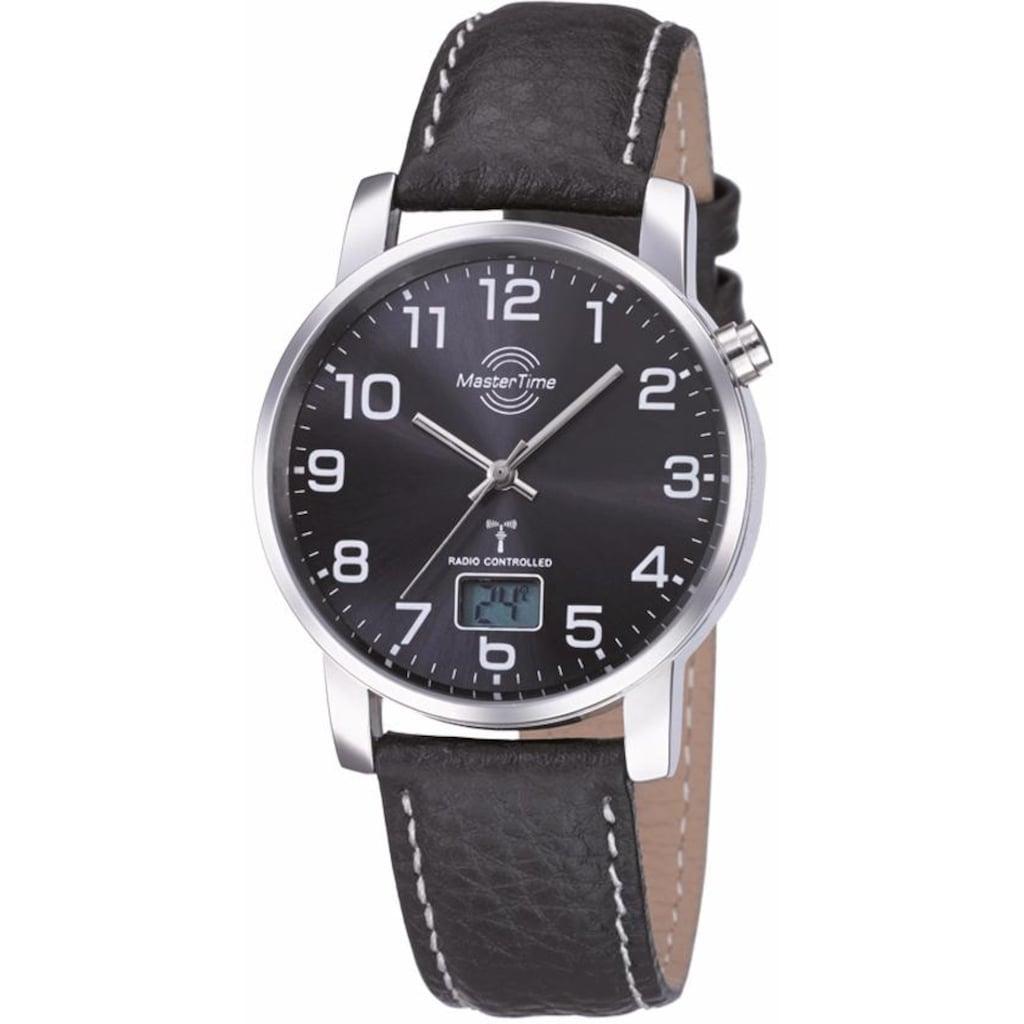 MASTER TIME Funkuhr »MTGA-10576-24L«
