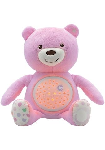 Chicco Kuscheltier »First Dreams Baby Bär, Rosa«, mit Lichtprojektion und Soundfunktion kaufen