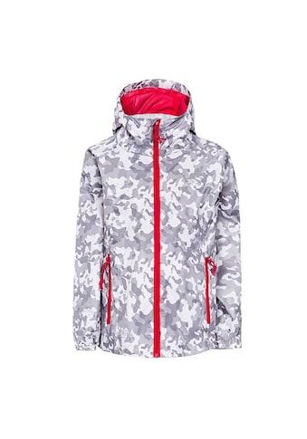 Trespass Regen -  und Matschjacke »Kinder Qikpac Jacke mit Muster, wasserfest« kaufen