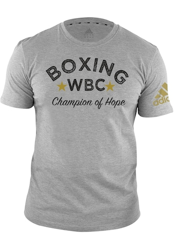 adidas Performance T - Shirt »WBC T - Shirt Boxing« kaufen