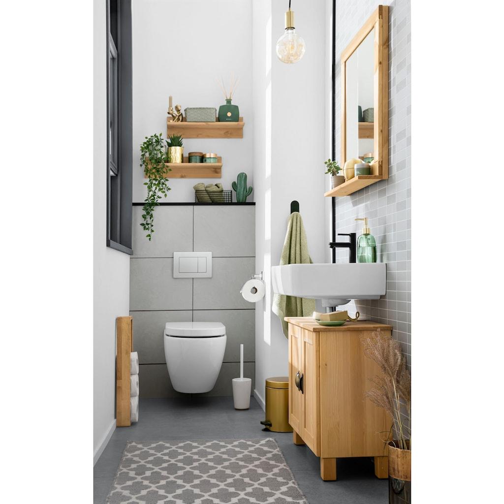 Home affaire Waschbeckenunterschrank »Oslo«, Breite 60 cm