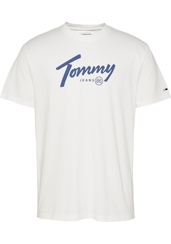 TOMMY JEANS T-Shirt »TJM HANDWRITING TEE« kaufen