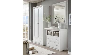 Home affaire Garderoben - Set »California« (Set, 3 - tlg) kaufen