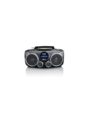 DAB+ Radio, Lenco, »SCD - 685 Schwarz« kaufen