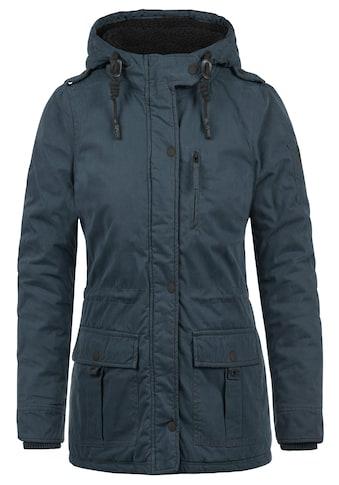 DESIRES Winterjacke »Lisa«, warme Jacke mit Teddyfutter in der Kapuze kaufen