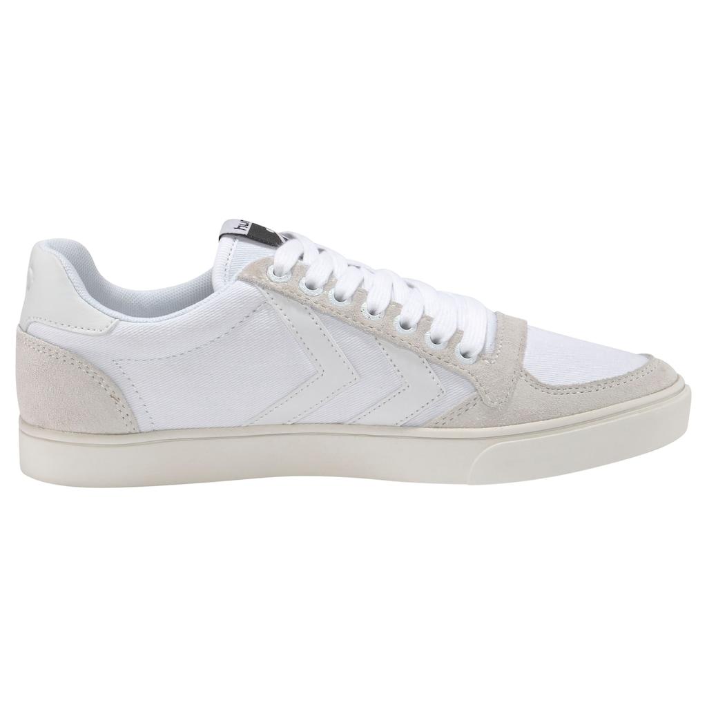 hummel Sneaker »Slimmer Stadil Tonal Low«