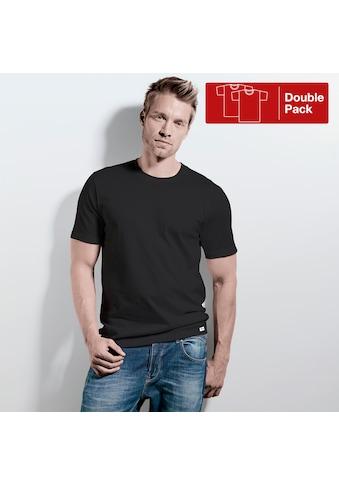 Isa Unterhemd »Shirt kurzarm Rundhals 2er-Pack - Shirts«, (2 St., 2er-Pack) kaufen