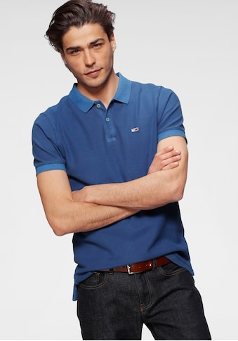 Tommy Jeans Poloshirt »TJM GARMENT DYE POLO« kaufen