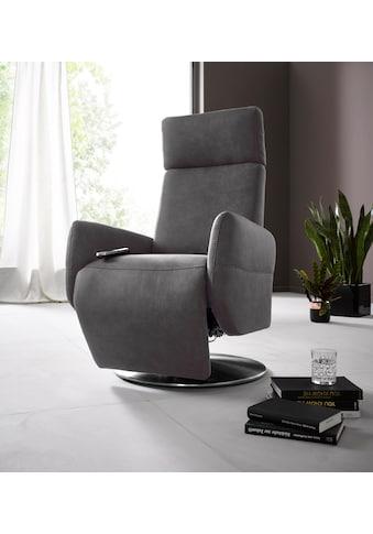 Places of Style Relaxsessel »Kobra«, in Grösse L, wahlweise mit Motor und Aufstehhilfe kaufen