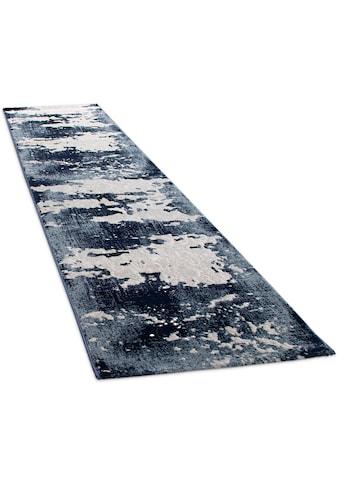 Paco Home Läufer »Victory 601«, rechteckig, 16 mm Höhe, Teppich-Läufer, Kurzflor,... kaufen