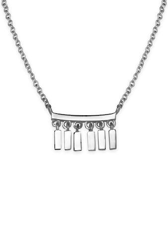 ROSEFIELD Kette mit Anhänger »Iggy Multi drop necklace silver, JMDNS-J053« kaufen