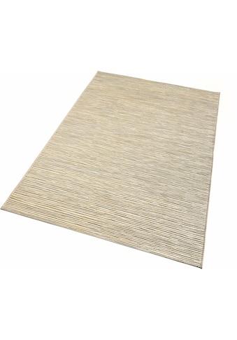 bougari Teppich »Ivy«, rechteckig, 7 mm Höhe, In- und Outdoor geeignet, Wohnzimmer kaufen