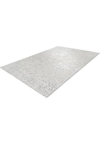 Arte Espina Lederteppich »Finish 100«, rechteckig, 5 mm Höhe, echtes Kuhfell, Wohnzimmer kaufen