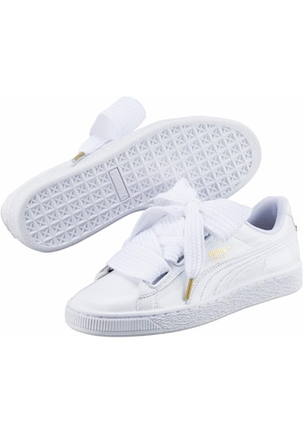 PUMA Sneaker »Basket Heart Patent« kaufen