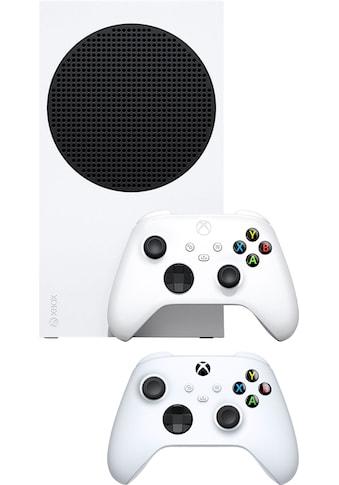 Xbox Konsole »Series S«, inkl. 2. Controller kaufen