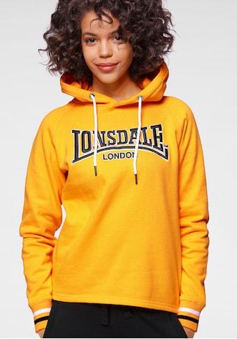 Lonsdale Kapuzenshirt »PINHAY« kaufen