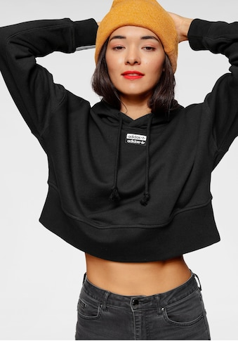 adidas Originals Kapuzensweatshirt »VOCAL CROP HOOD« kaufen