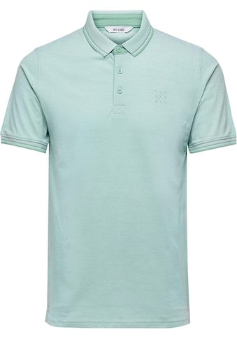 ONLY & SONS Poloshirt »STAN FITTED POLO TEE« kaufen