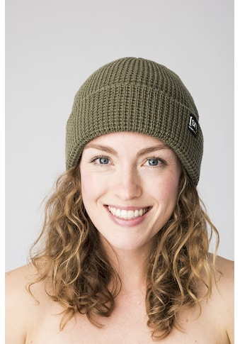 SUPER.NATURAL Beanie »CITY BEANIE«, atmungsaktiver Merino-Materialmix kaufen