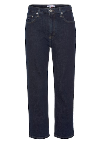 TOMMY JEANS Straight - Jeans »HARPER HR STRGHT ANKLE OLBC« kaufen