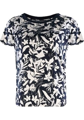 MAZINE Schlupfbluse »Springs«, süsses Blusenshirt aus weicher Viskose kaufen