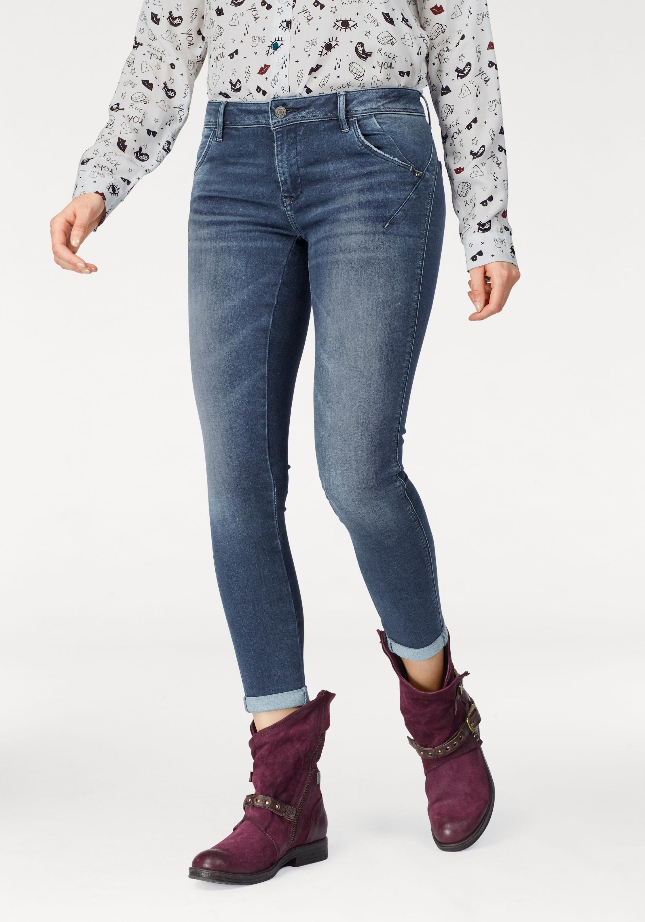 Mavi Damen Lexy Skinny Jeans