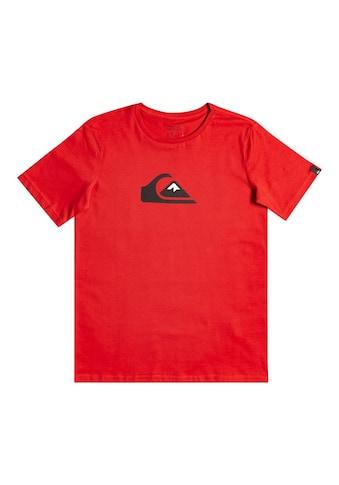Quiksilver Kapuzenshirt »Comp Logo« kaufen