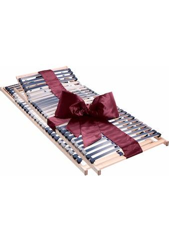 Beco Lattenrost »Dura Flex LR-K«, (Spar-Set, 2 St., 2-tlg.), 7 Zonen, 2-tlg. ideal für... kaufen