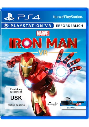 PlayStation 4 Spiel »Iron Man VR«, PlayStation 4 kaufen