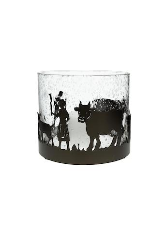 Windlicht »Alpabzug, 16 cm, Glasi Hergiswil« kaufen